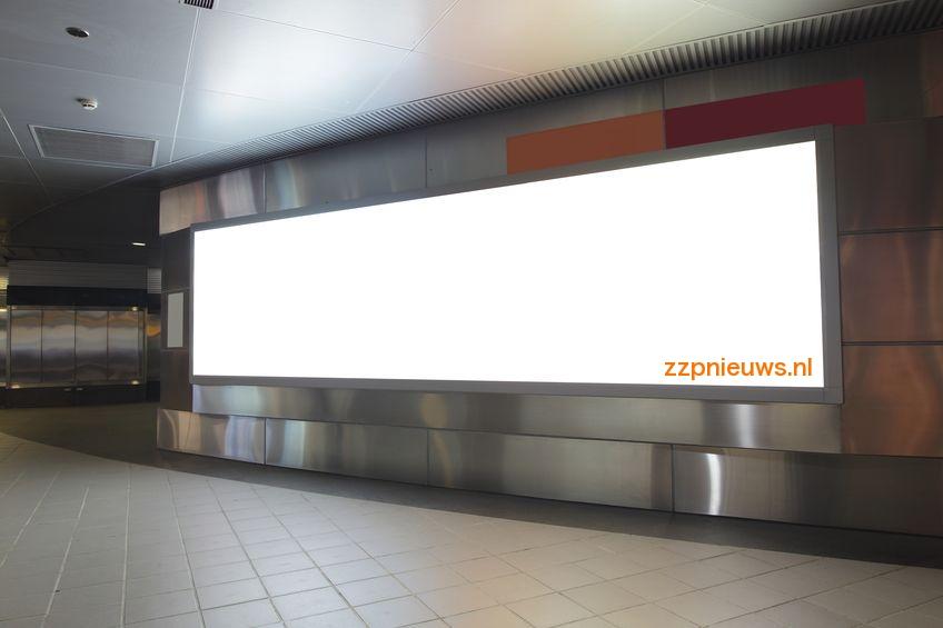 leeg reclamebord_zzpnieuws_text