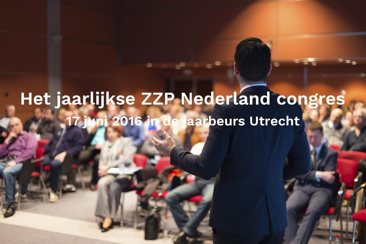 ZZP Congres - ZZP Nieuws NL