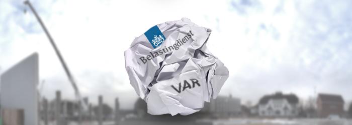 Belastingdienst_wet DBA_VAR - ZZP